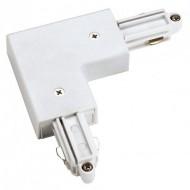Connecteur 90° pour rail 1 allumage 230V